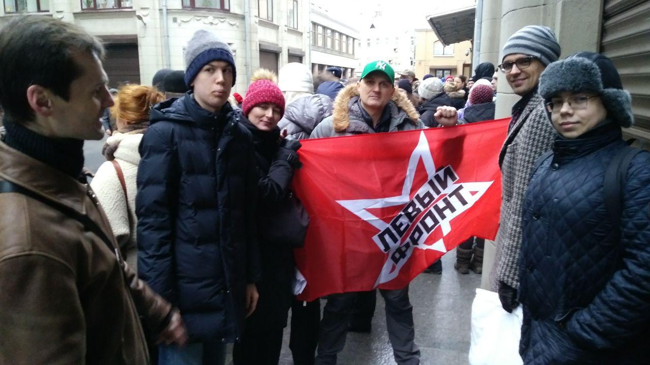 Почему в москве сегодня много полиции 195